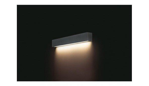 Nowodvorski 9618 Straight Wall LED GRAPHITE S