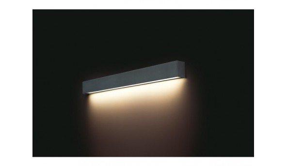 Nowodvorski 9617 Straight Wall LED GRAPHITE M