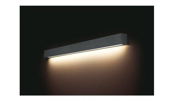 Nowodvorski 9616 Straight Wall LED GRAPHITE L