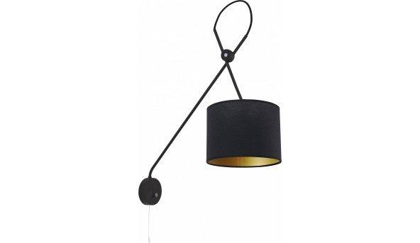 Бра Nowodvorski Viper Black 6513