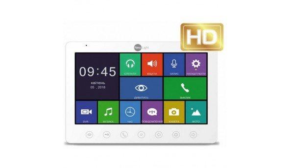 Цветной видеодомофон NeoLight GAMMA+ Full HD с записью видео по движению
