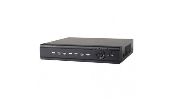 4-х канальний відеореєстратор Lux DVR Pro 04-FX2