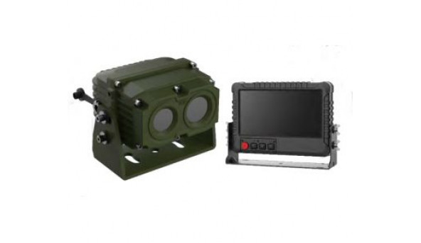 DS-2TV13-10I Тепловизионная биспектральная транспортная камера