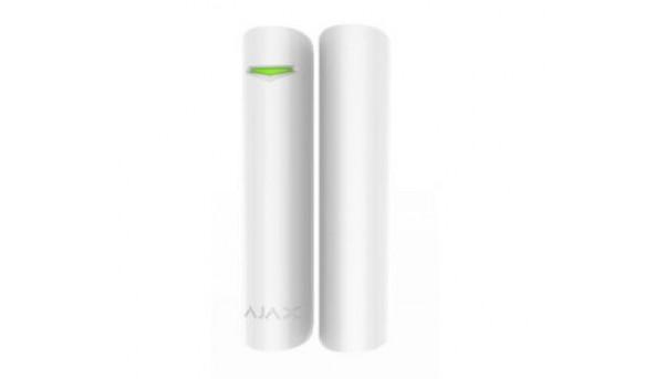 DoorProtect Plus (white) Магнитный датчик открытия с сенсором удара и наклона