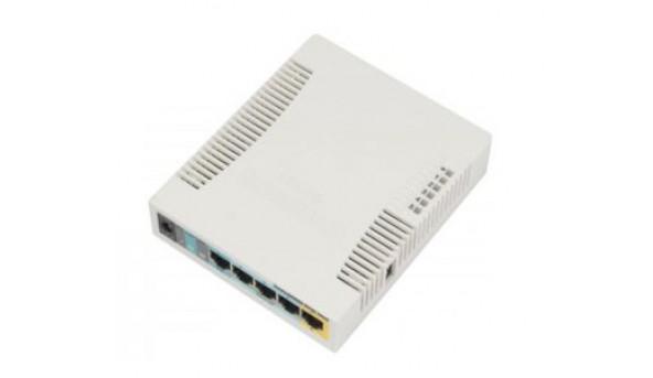 RB951Ui-2HnD 2.4GHz Wi-Fi маршрутизатор с 5-портами Ethernet для домашнего использования