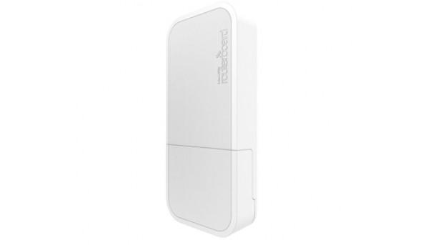wAP (RBwAP2nD) 2.4GHz Wi-Fi внешняя точка доступа