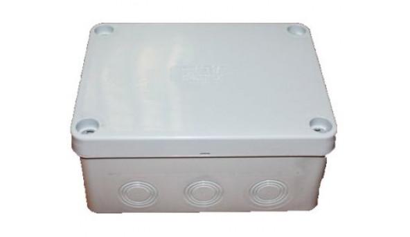 COURBI 150x110x70 серая Коробка распределительная с кабель-вводами