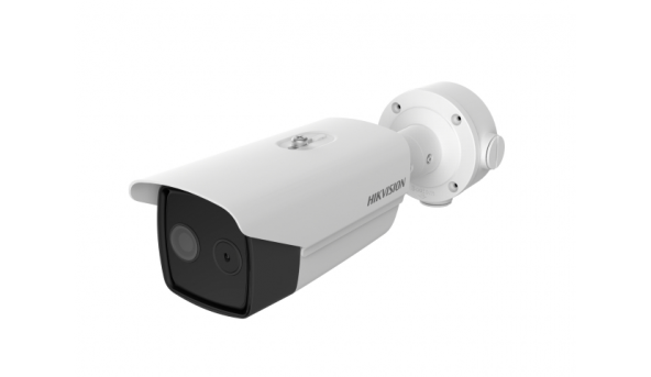DS-2TD2617B-6/PA 4Мп би-спектральная тепловизионная IP камера Hikvision