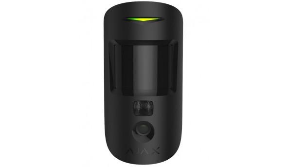 MotionCam black EU Датчик движения с фотокамерой Ajax