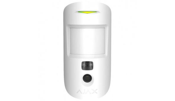 MotionCam white EU Датчик движения с фотокамерой Ajax