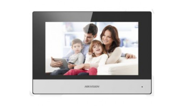 "DS-KC001 7"" IP видеодомофон Hikvision"