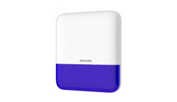 DS-PS1-E-WE Беспроводная внешняя сирена Hikvision (Синяя)