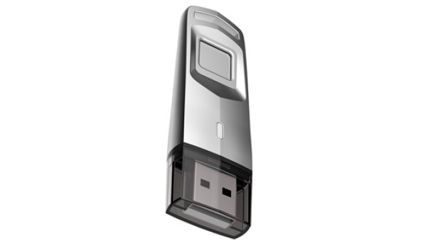 HS-USB-M200F/32G USB-накопитель Hikvision на 32 Гб с поддержкой отпечатков пальцев