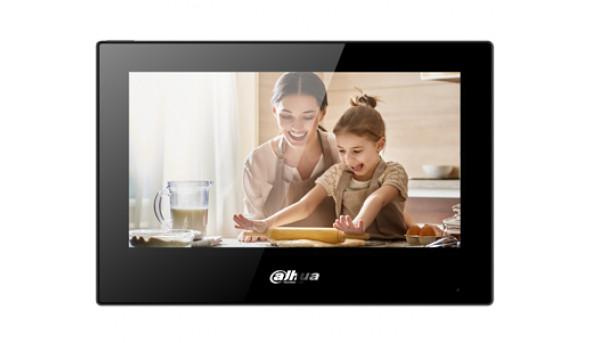 "DHI-VTH5321GB-W 7"" SIP IP монитор с операционной системой Android"