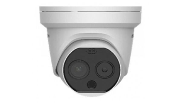 DS-2TD1217B-6/PA BC 4Мп би-спектральная тепловизионная IP камера