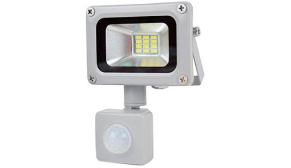 LW-10W-220PIR Прожектор-LED с датчиком движения