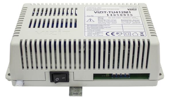 VIZIT-TU412M1.Блок керування пульта