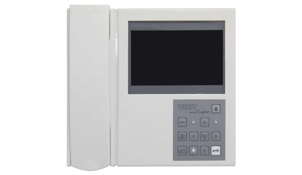 Двоканальний монітор відеодомофона VIZIT-M405M
