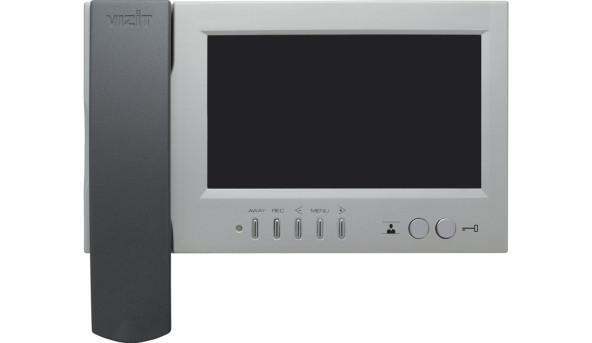 """Відеодомофон  кольорового зображення VIZIT-M468MS Екран(TFT LCD7"""")"""
