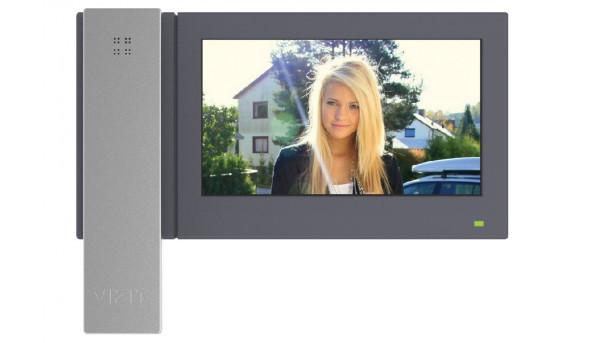 """Відеодомофон кольорового зображення VIZIT-M471M, Сенсорний екран 7 """"PAL"""
