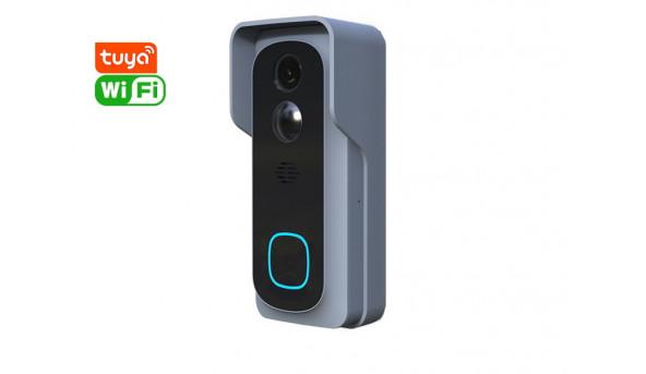Автономная WiFi вызывная панель Doorbell 7s Tuya