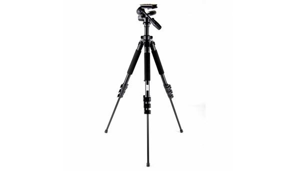 Штатив для фото и видео камеры Continent Штатив для фото и видео камеры HT1 3-х осевой
