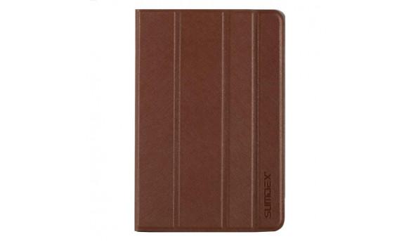 "Чехол для планшета Sumdex Чехол для планшета TCC-700BR коричневый  7-7,8 """