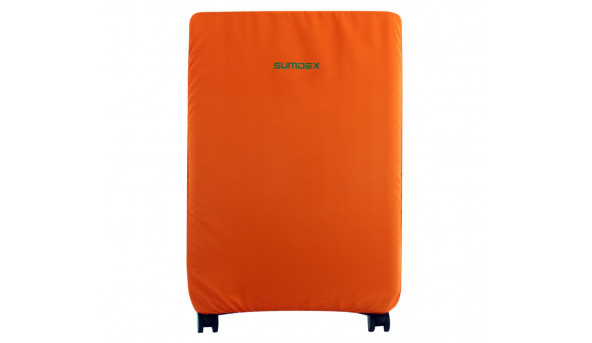 """Sumdex Чехол для чемодана """"M"""" (маленький оранжевый)"""