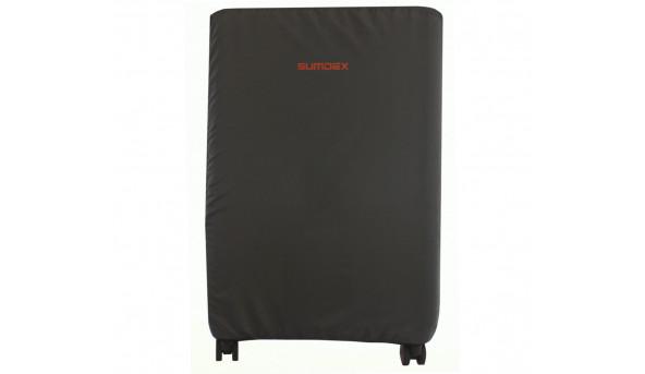 "Sumdex Чехол для чемодана ""M"" (маленький серый)"