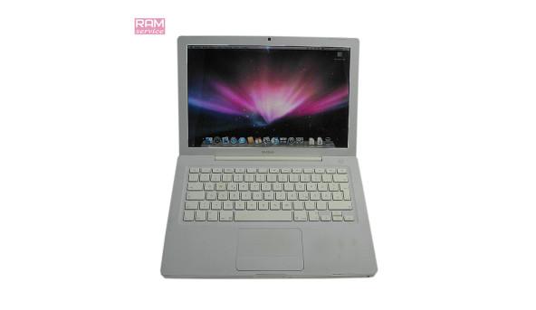 "Ноутбук APPLE MACBOOK A1181 13,3"" Core 2 Duo 3 GB RAM,120 GB HDD Intel GMA 950 Mac OC 10.5,  Б/В"