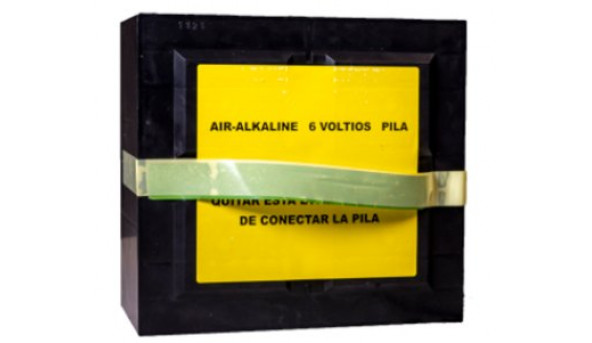 ISKRA Alkaline Battery Kompakt960 6V/960Ah Батарея
