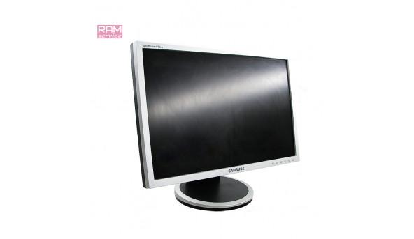 "Монітор Samsung SyncMaster 940BW, 19.0"", TN + film, 1440х900, 16:10, 500:1, 4ms, 160/160, VGA (D-Sub), Б/В"