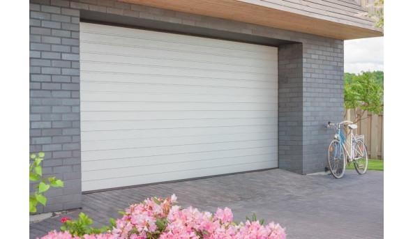 Секционные гаражные ворота Alutech Prestige 2250 х 2000 мм