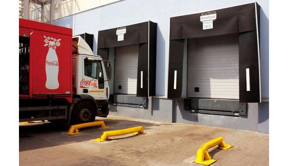 Промышленные гаражные ворота Alutech ProTrend 2800х2000 мм