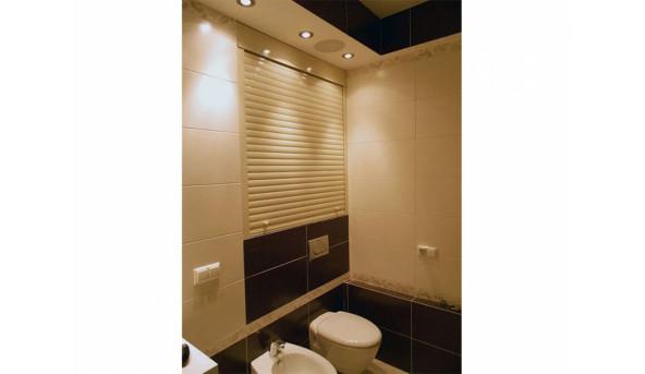 Роллеты для ванной 600 ᚷ 1500 мм