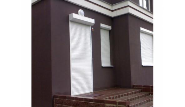 Роллеты на двери 1060 ᚷ 2280 мм