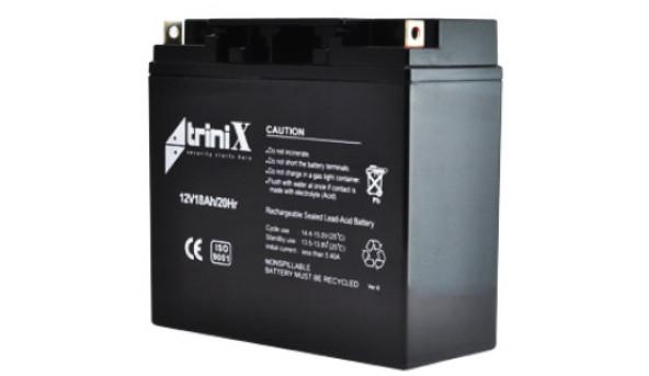 Trinix АКБ 18Ач 12В Аккумуляторная батарея