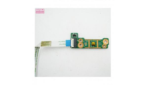 """Кнопка включення для ноутбука HP Pavilion dv6-3122er 15.6"""" DA0LX6PB4D0, Б/В, В хорошому стані, без пошкоджень"""