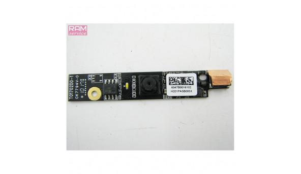 """Веб-камера для ноутбука HP Compaq 625 15.6"""" T0170200-1, Б/В, В хорошому стані, без пошкоджень"""