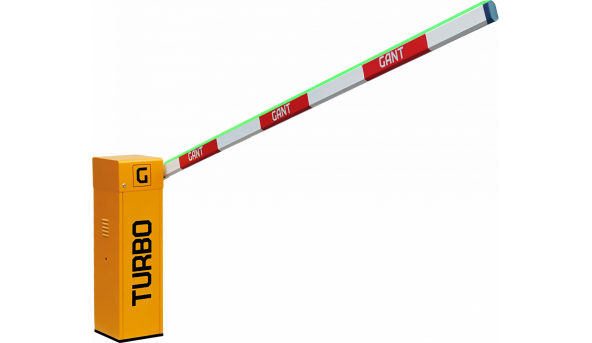 Скоростной шлагбаум Gant TURBO 2S LED