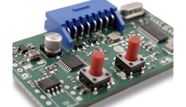 Приемник встраиваемый 2-канальный Roger Technology H93/RX22A/I