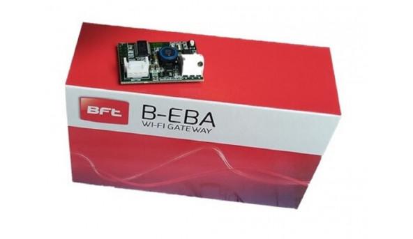 B-EBA WIFI модуль управления со смартфона в приложении BFT U-Control