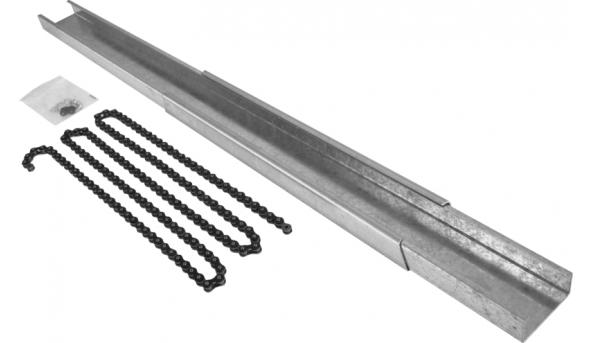 PBE — удлинитель шины 1 м для гаражного привода BFT Botticelli
