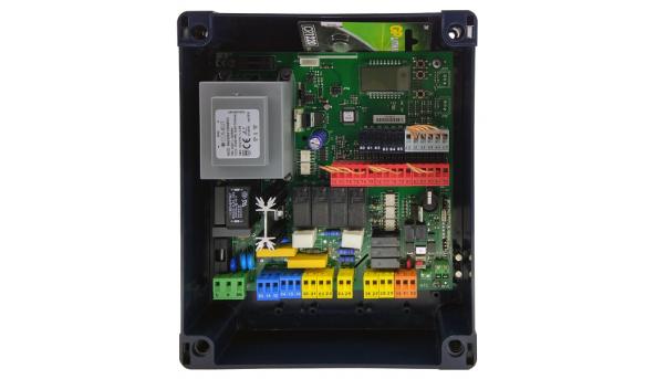 Универсальная панель управления BFT RIGEL 6 с дисплеем 230 В — 600 + 600 Вт.