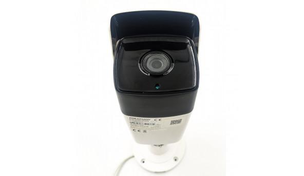 IP видеокамера Hikvision DS-2CD2T42WD-I5 (4 mm) 4 Мп (Камера з вітрини,присутні подряпини ) Уцінка!
