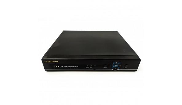 AHD видеорегистратор LuxDVR AHD-08G1080 Eco(З витрины,Уценка!!),