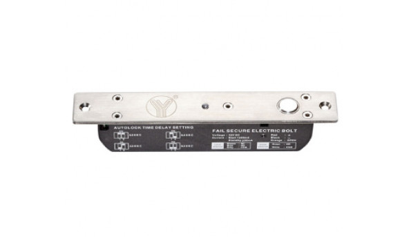 YB-700A(LED) Ригельный замок врезной для системы контроля доступа