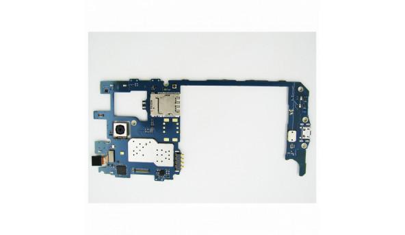 Материнська плата Samsung SM-J320, в гарному стані, оригінал з розборки. Робоча