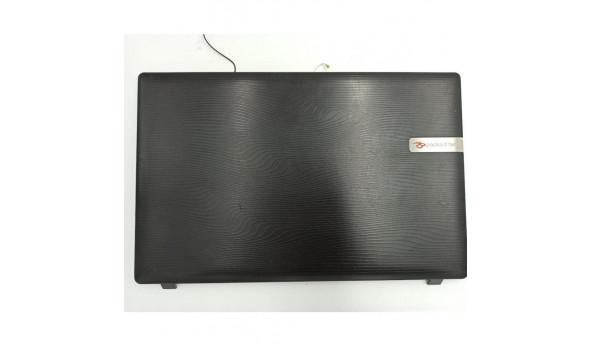"""Кришка матриці для ноутбука Packard Bell PEW91, 15.6"""", fa0fq000100-1, AP0FQ0001500, б/в. Кріплення цілі, є подряпинки 11118"""