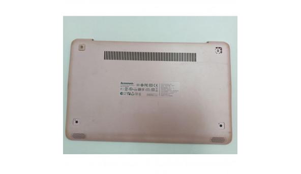 """Нижня частина корпуса для ноутбука Lenovo Ideapad S206, 11.6"""", 13n0-95a0b11, б/в. Зламані декілька замочків та відсутні гумові накладки"""